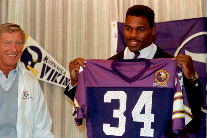 The Herschel Walker Trade That Changed NFL History