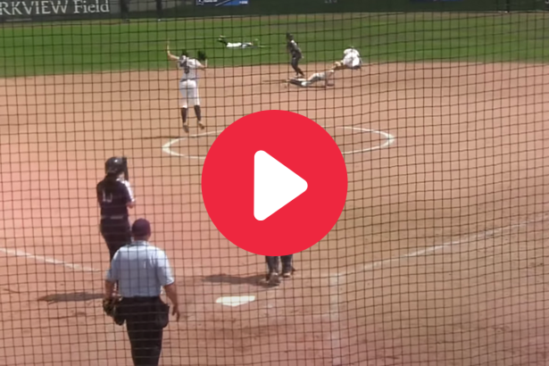 Softball Team Uses Hidden Ball Play To Miraculously Win Playoff Game