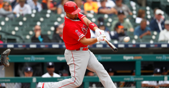 Albert Pujols Becomes 3rd MLB Player to Reach 2,000 RBIs