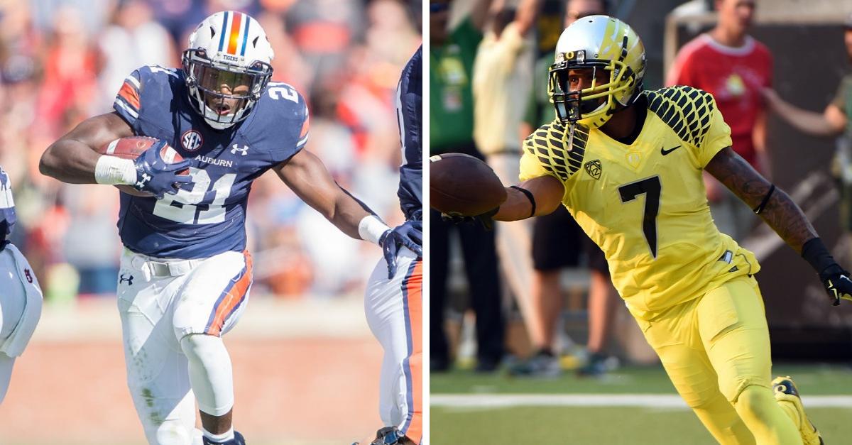 Auburn vs. Oregon Scheduled to Start 2019 Season in Prime Time