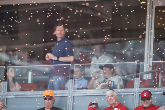WATCH: Bees Invade Baseball Game as Your Worst Nightmare Comes to Life