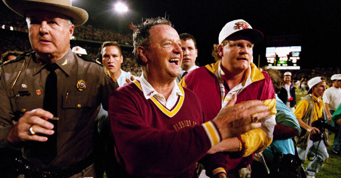 Bobby Bowden's Greatness Summed Up in 10 Games