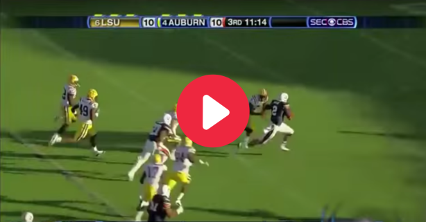 "Cam Newton's ""Heisman Moment"" Helped Auburn Topple LSU"