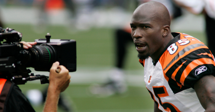 Chad Johnson Plans to Attend KKK Rally to Sign Autographs