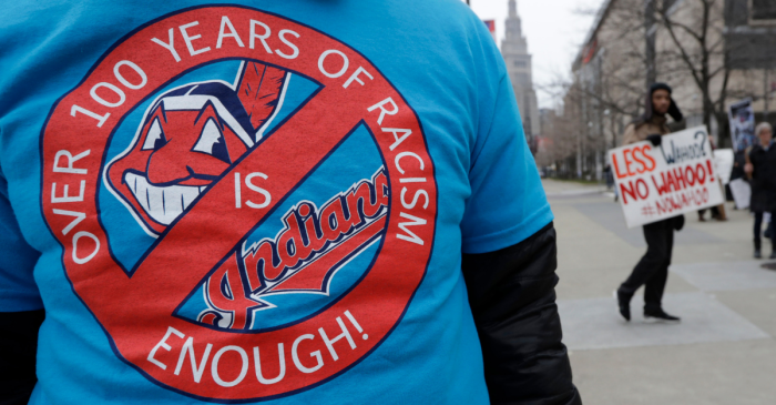 Petition to Restore Controversial 'Chief Wahoo' Logo Has Over 18,000 Signatures