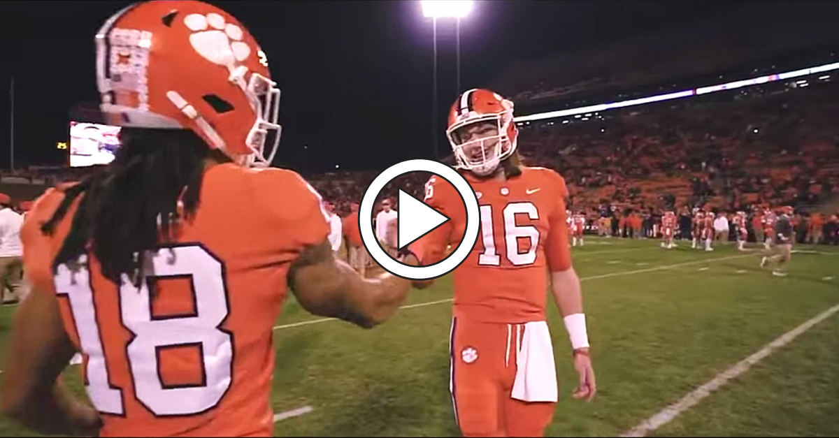 This 2019 Hype Video Will Have You Itching for College Football