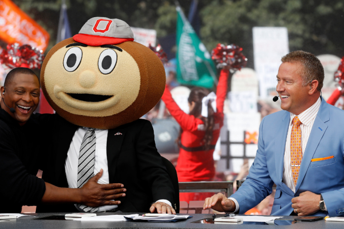 Ohio State Fans Actually Tried to 'Boycott College GameDay'