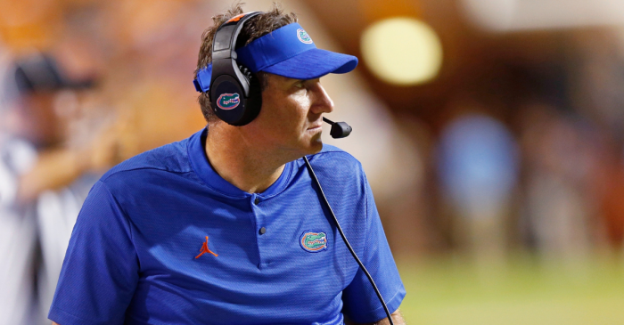 Dan Mullen Responds to Florida's String of Assault, Stalking Charges