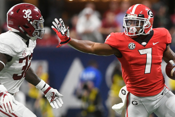 Georgia Football's Toughest Games of 2019, Ranked