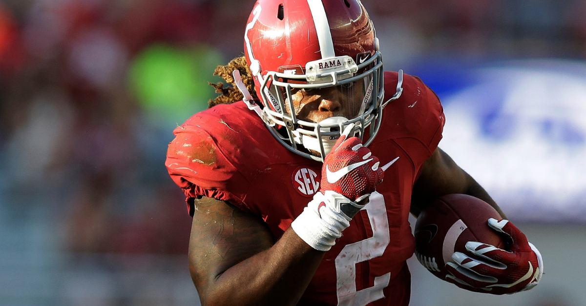 Derrick Henry's High School Jersey Retired in Hometown