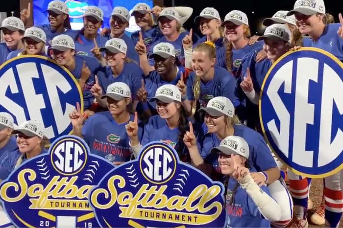 Florida Beats Alabama to Win 2nd-Straight SEC Tournament Title