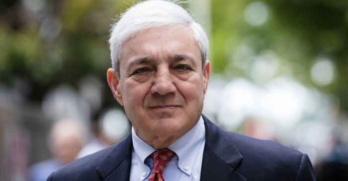 Ex-Penn State President Avoids Jail, And Now He's Rich