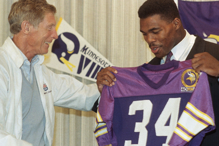 Relive the Herschel Walker Trade That Changed NFL History