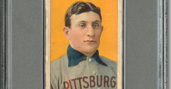 Rare Honus Wagner Baseball Card Sells for $1.2 Million