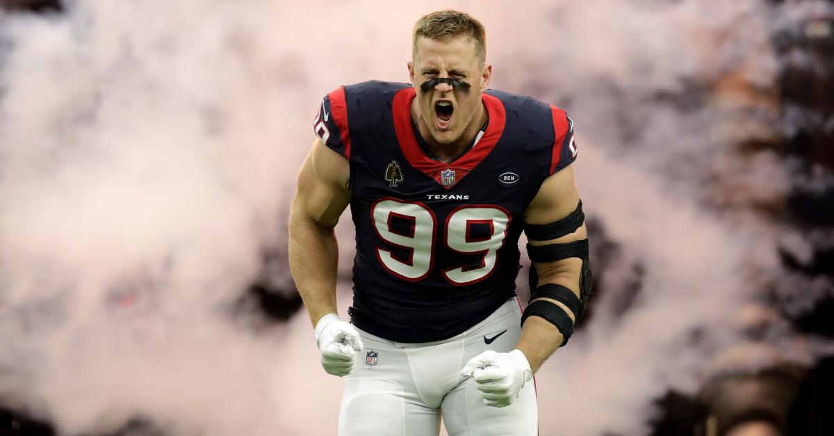 J.J. Watt Hints at His NFL Retirement Plans