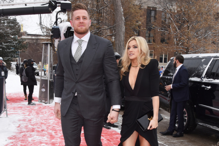 J.J. Watt Pops the Question, Gets Engaged to Soccer Star Girlfriend
