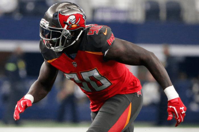 NFL Star Remains in Giant Neck Brace Months After Ferrari Crash