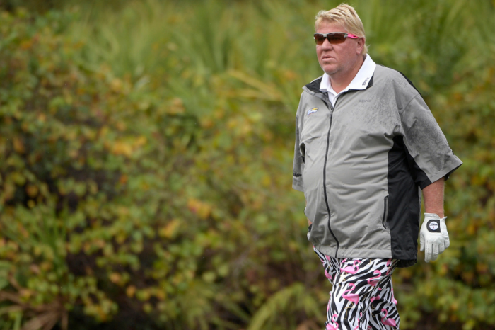 John Daly Approved to Use Cart at PGA Championship… If He Makes It