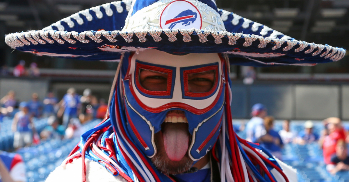 Buffalo Bills Superfan Pancho Billa Loses Fight With Cancer at 39
