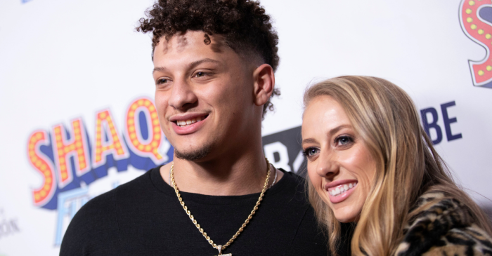 Patrick Mahomes Proposes To Longtime Girlfriend With Massive Ring