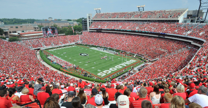 Georgia Will Name Sanford Stadium Field After Legendary Coach