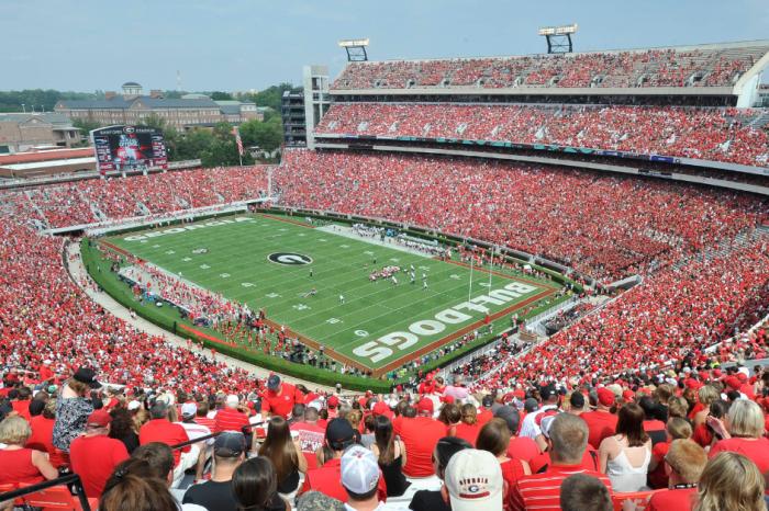 Georgia Will Name Sanford Stadium Field After Legendary Coach