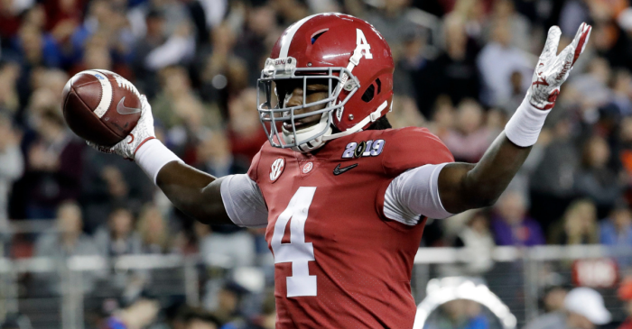Predicting the SEC's Top 10 Offensive Weapons in 2019