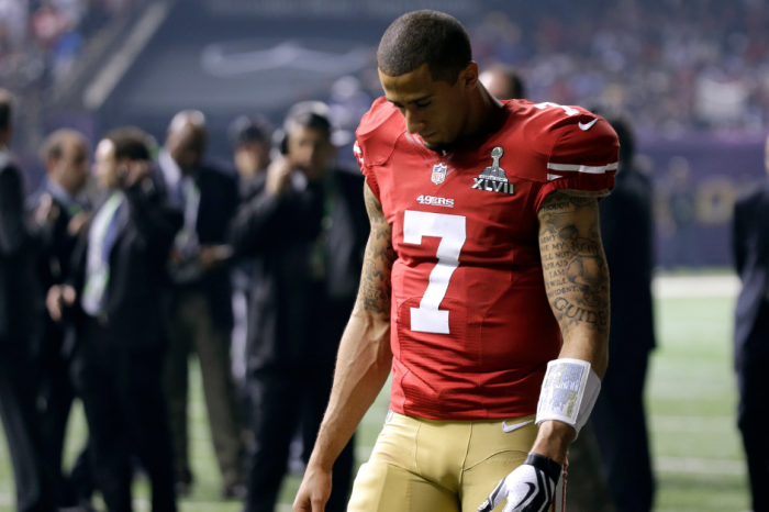 Super Bowl 47 (And Its Blackout) Saved Colin Kaepernick's Legacy