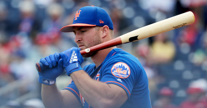 Tim Tebow Invited to Spring Training Despite Horrible 2019 Season