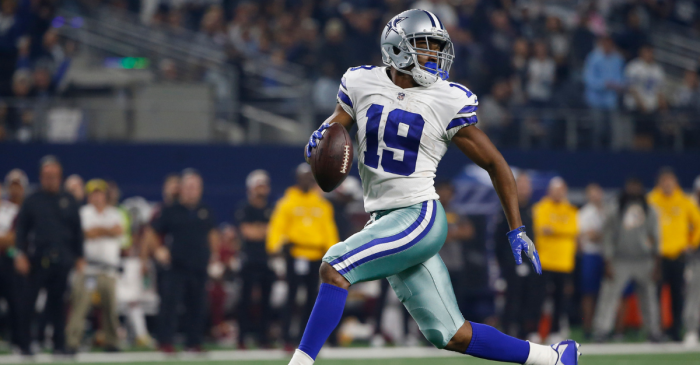 Amari Cooper Set a Ridiculous, Impossible Goal for the 2019 Season