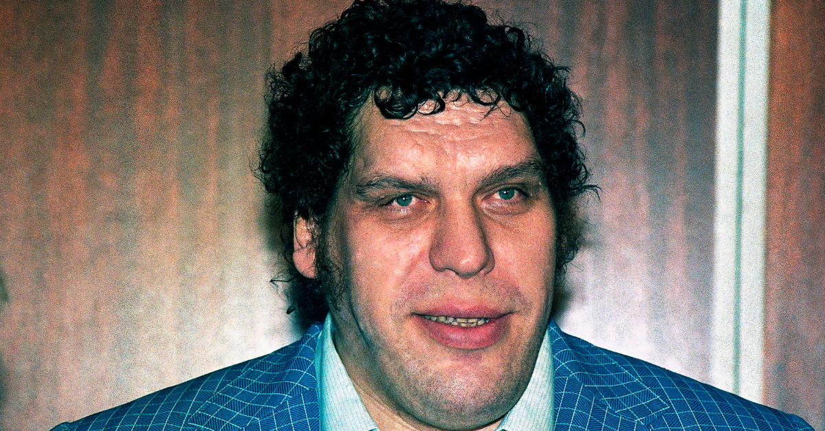 These Andre the Giant Drinking Stories are (Apparently) 100-Percent True