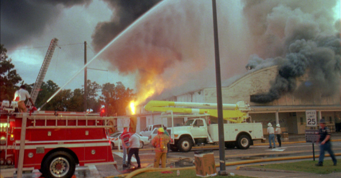 """Auburn's Historic """"Barn Fire Game"""" Went Up in a Cloud of Smoke"""