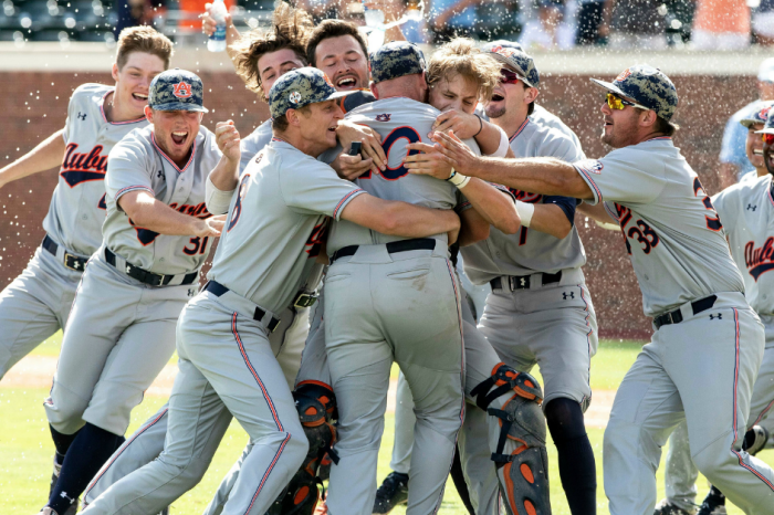 Auburn Reaches First CWS Since 1997 Thanks to Epic 13-Run Inning