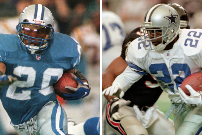 Barry Sanders vs. Emmitt Smith: The 1994 Monday Night Showdown