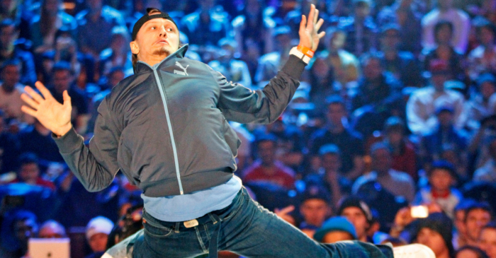 Breakdancing is Coming to the Olympics. Yeah, Breakdancing.