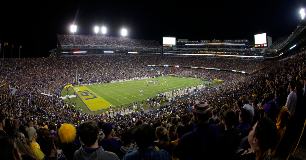 The Real Death Valley: Sorry Clemson, This is LSU's Name Now