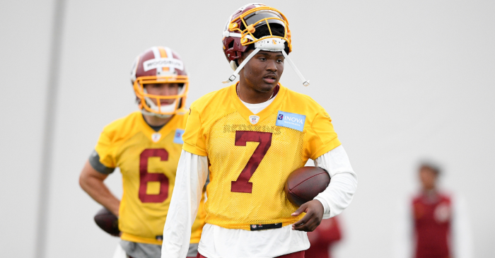 Joe Theismann: Dwayne Haskins Playing Right Away is a 'Formula for Disaster'