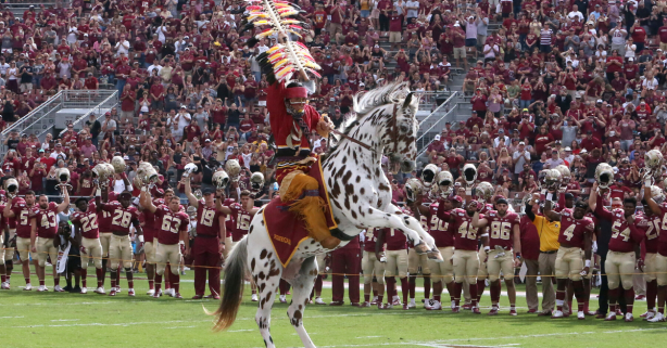 How FSU and The Seminole Tribe Created Football's Greatest Symbol