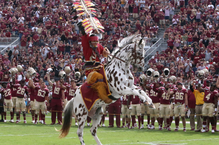 How FSU and The Seminole Tribe Created Football's Greatest Symbol