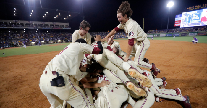 Florida State Advances to College World Series in Dramatic Fashion