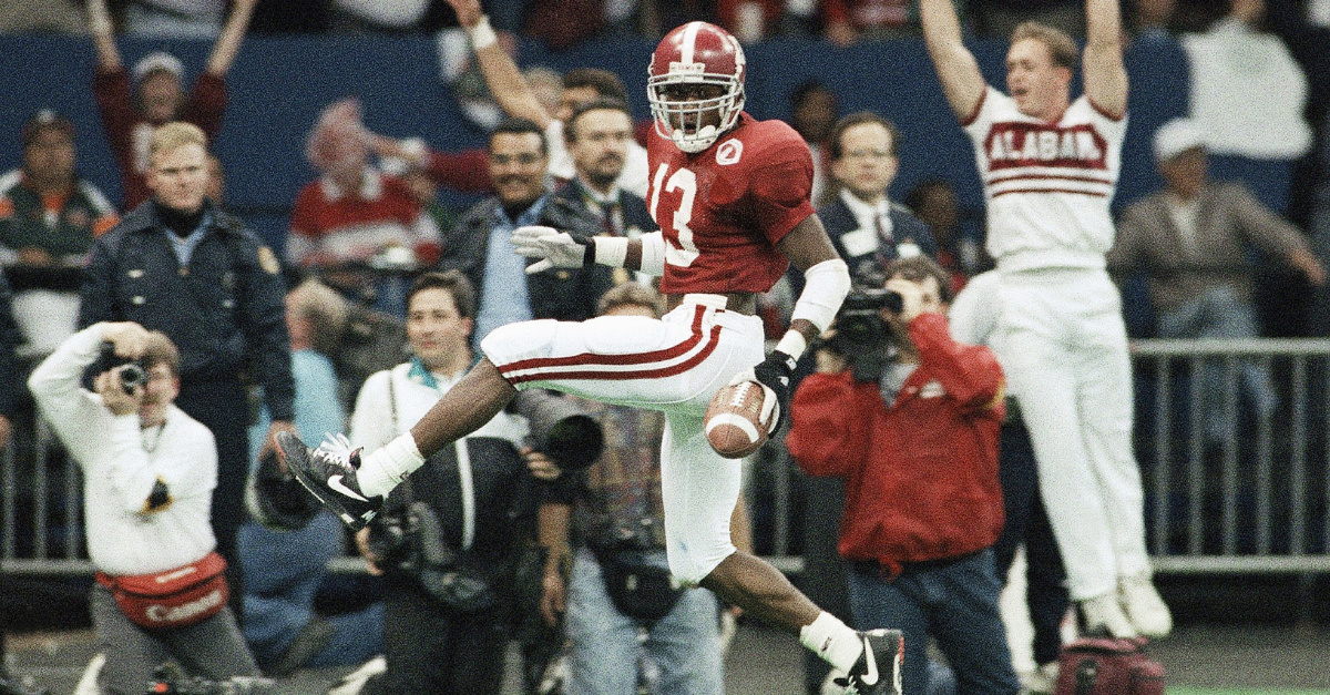 """The Strip"" is Alabama's Greatest Play That Never Counted"
