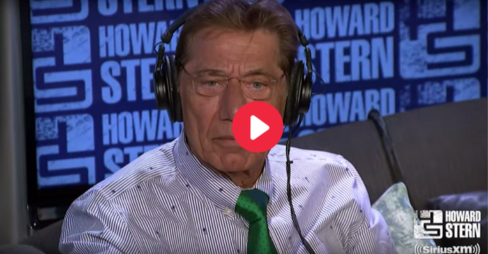 Joe Namath Explains Why Tom Brady is the Greatest Ever