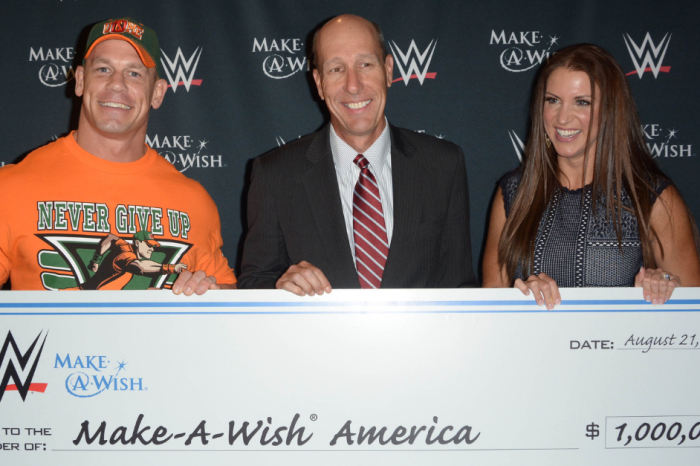 John Cena's Granted 600+ Make-A-Wish Dreams, And He's Not Slowing Down