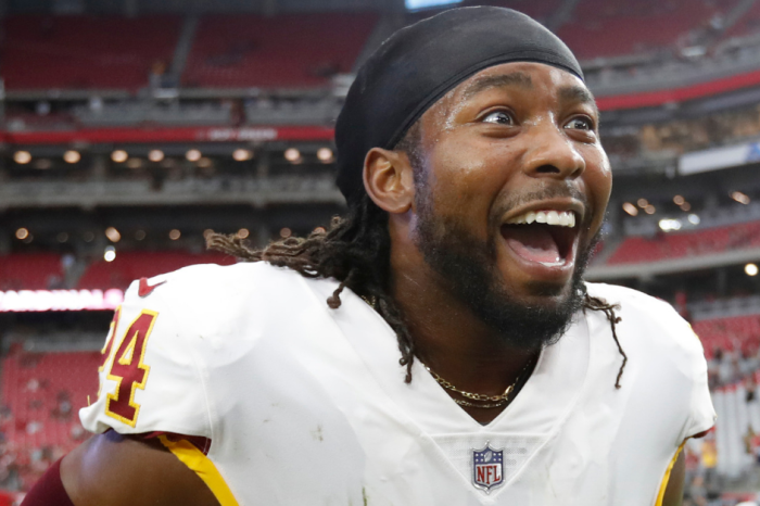 Redskins Cornerback Donates $18K to Texas Migrant Aid Center