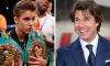 Justin Bieber vs Tom Cruise