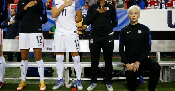 U.S. Bans Protests at 2020 Olympics as Politics, Sports Collide