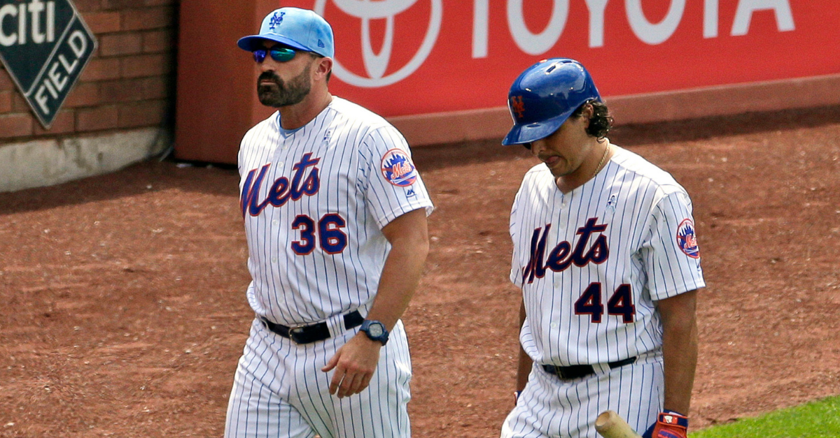 Mets Manager Curses, Pitcher Threatens Reporter for No Good Reason