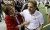 Nick Saban, Terry Saban