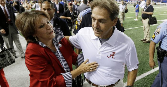 The Secret to Alabama's Dynasty: Miss Terry Saban
