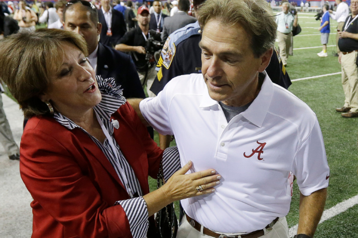 The Secret to Alabama's Dynasty: Miss Terry Saban
